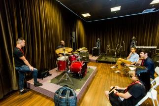 Greg Hutchinson's drum masterclass